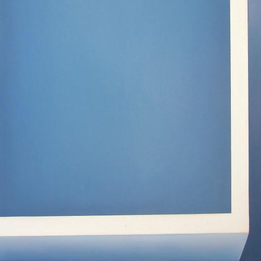 Blau, 2020, Öl auf Leinwand, 55 x 40 cm
