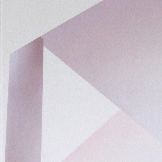 Treppenhaus, 2020, Öl auf Leinwand, 60 x 38 cm