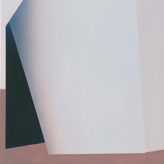 Kartenhaus, 2019,  90 x 60 cm, Öl auf Leinwand, € 4.500,-