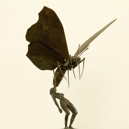 Schmetterling, 2015, Bronze, Ed. 9