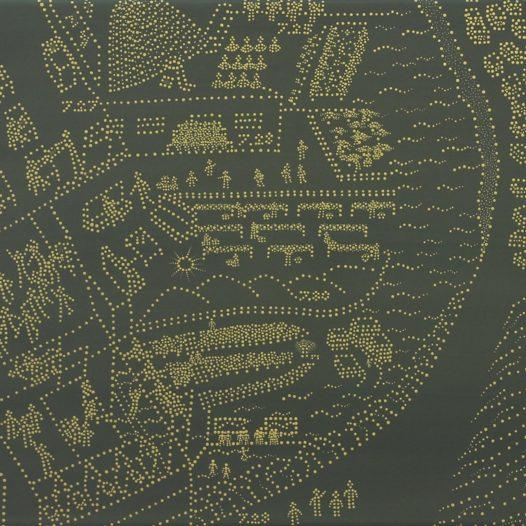 Jul.23.25.27.29.30.2014, Acryl auf Leinwand, 50 x 60 cm