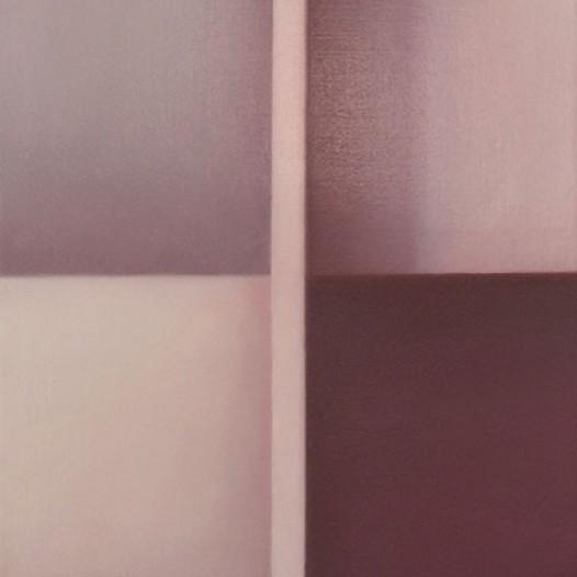 2. Raumschleuse, 2013, 35cm x 25cm, Öl auf Leinwand