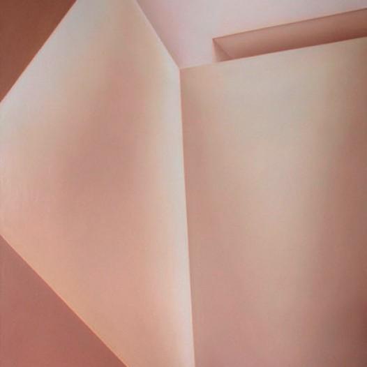 Schacht, 2014, 200 cm x 150 cm, Öl auf Leinwand