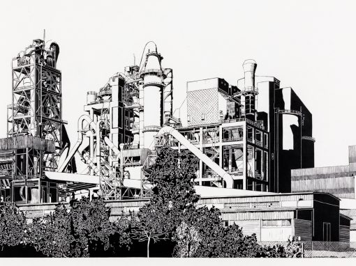 Philipp Hennevogl: Zementwerk