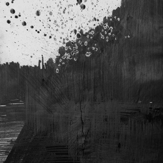 Stefanie Pojar, fireflies #10, 2019, 42 x 59 cm, Graphit/Bleistift auf Papier