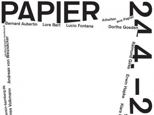Dorthe Goeden und Aja von Loeper im Kunstverein Bamberg